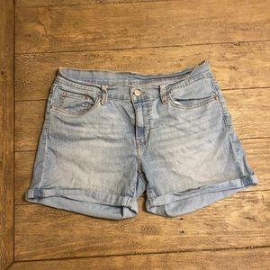 Levi Strauss & Co Jean Shorts